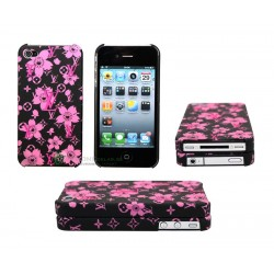 iPhone 4/4S serie LV (Rosa)