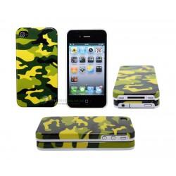 iPhone 4/4S serie Military (Grön)