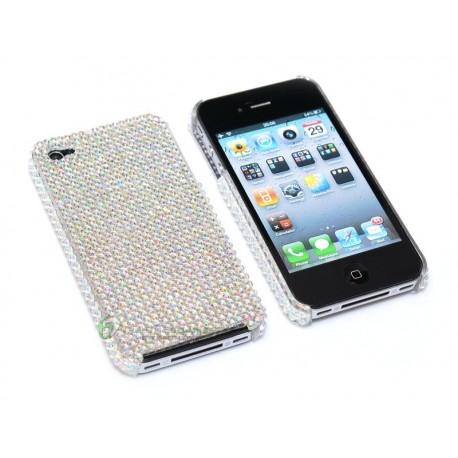 iPhone 4 serie Sparkling (Vit)