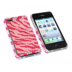 iPhone 4 serie Flame (Rosa)