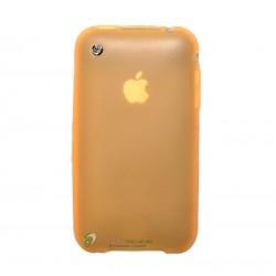iPhone 3G/GS Silikon Classic (Orange)
