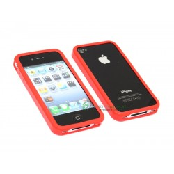 iPhone 4 serie Bumper Classic (Röd)
