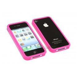 iPhone 4 serie Bumper Classic (Rosa)