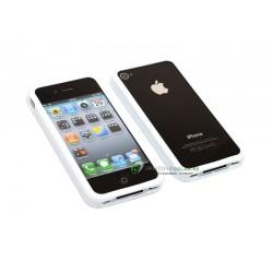 iPhone 4 serie Bumper Classic (Vit)