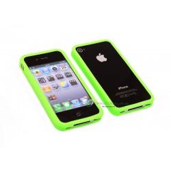 iPhone 4 serie Bumper Classic (Grön)