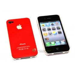 iPhone 4 serie Fluor (Röd)
