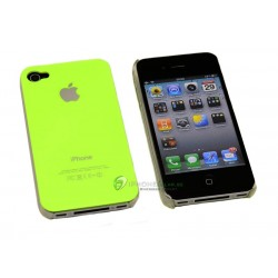 iPhone 4 serie Fluor (Grön)