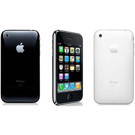 iPhone 3G Bakstycke Byte (Vit)