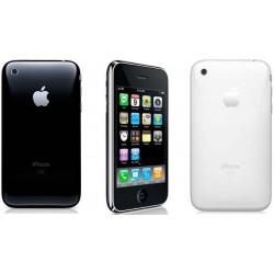 iPhone 3GS Bakstycke Byte (Svart)