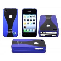 iPhone 4/4S serie Gloss (Blå)