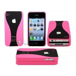 iPhone 4/4S serie Gloss (Rosa)
