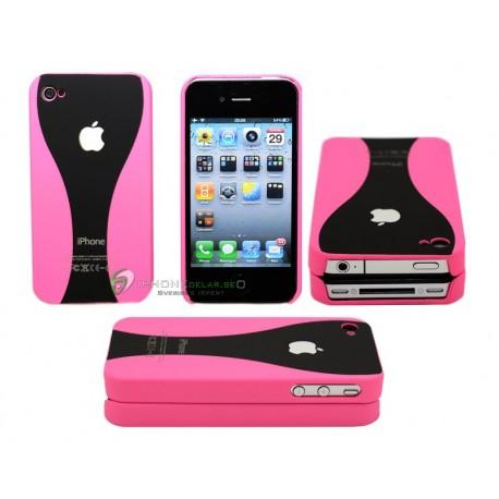 iPhone 4 serie Gloss (Rosa)